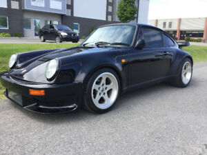 1987 Porsche 930 TURBO Coupé (2 portes)