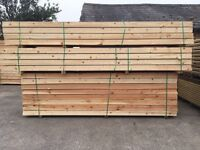 Timber/ Wooden Scaffold Style Boards •New• 225mmx38mmx3.6m / 225mmx38mmx4.2m