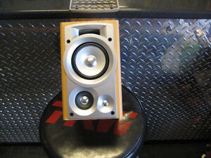 sanyo mini stereo speakers 25 watt