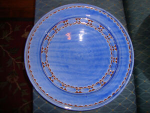 Decorative Mexican Plate