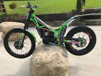 2018 Vertigo Vertical 250cc Trials Bike BIG SAVING ON NEW!!!!!