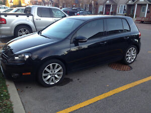 2011 Volkswagen Golf Sportline Sedan