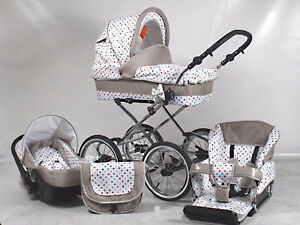 REDUCED: Gorgeous European Pram with all the frills! St. John's Newfoundland image 4