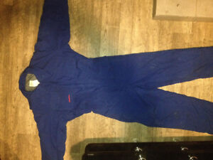 Insulated Nomex IIIA Fire Resistant Coveralls