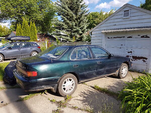 Great deal for mechanic! 1992 Toyota Camry Sedan