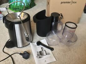 Andrew James Juicer brand new not in box