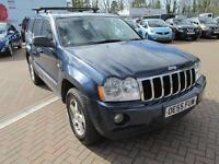 2006 JEEP GRAND CHEROKEE V6 CRD LIMITED ESTATE DIESEL