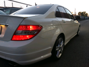 2009 MERCEDES C300 *** VERY RARE 6 SPEED MANUAL ***