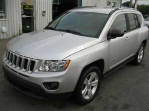 Jeep Compass 4WD 4dr 2011