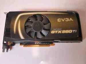 Evga geforce gtx 560 ti video card