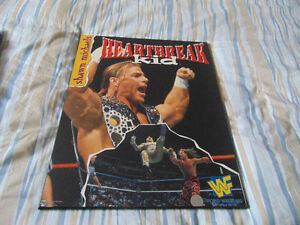 Shawn Michaels - The Heartbreak Kid Laminated Poster
