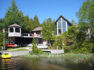 Lake Huron/Tobermory Cottage