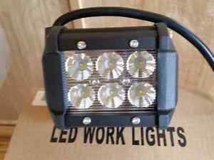 LED Work Lights - new in the box - 2 per box