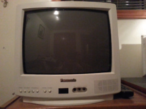 "Panasonic 13"" Colour tube TV"