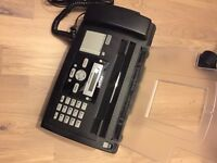 Philips phone and fax machine