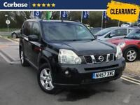 2008 NISSAN X TRAIL 2.0 dCi 173 Sport Expedition 5dr SUV 5 Seats