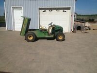 Wanted john deere gator 4x2 or 6x4