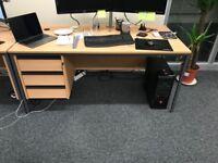 Sold***FREE office desks x12*** Sold