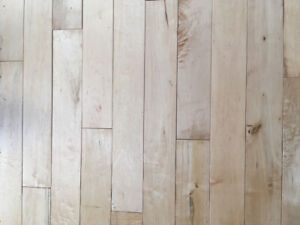 Looking for 80 sq ft of natural 3 1/4 inch maple hardwood