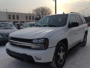 2006 CHEVROLET TRAILBLAZER DRIVES VERY GOOD