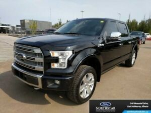 2016 Ford F-150 Platinum  - $308.14 B/W