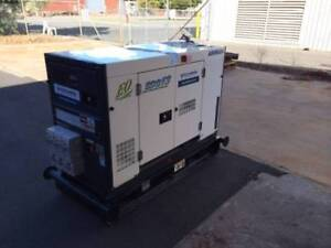 25KVA Airman Generator 3Phase 4 Wire SDG25 - Kubota Engine Laverton North Wyndham Area Preview