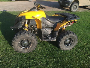 Can-Am Renegade 2014 NEW PRICE*** corrected phone number