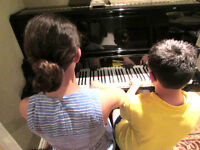 Piano – Theory Lessons
