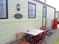Private sale cheap static caravan for sale at ocean edge in morecambe north west lancs 12 month site