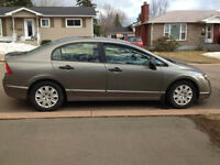 2008 Honda Civic DX, 97,125 KMs
