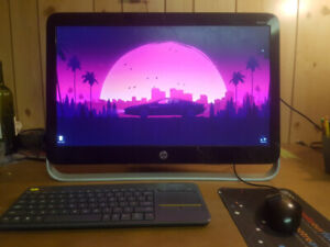 HP 23INCH COMPUTER