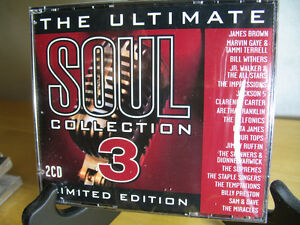 Ultimate Soul Collection, 2CD's -NEW