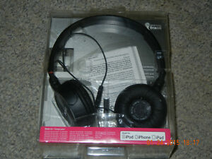 Sony - Stereo Headphones..For iphones-ipods-ipads