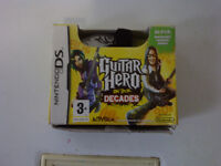 Guitar Hero On Tour Decades Bundle Box and Controller European