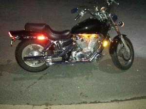 1997 honda shadow spirit 1100.