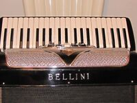 BELLINI PIANO ACCORDION