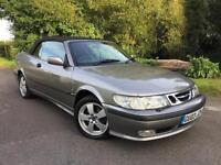 Saab 9-3 2.0t auto 2003MY SE