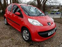 Peugeot 107 1.0 12v 2-Tronic 2008 Urban **Finance from £59 a month**