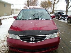 2002 Honda Odyssey Minivan, Van   LEATHER  LOADED