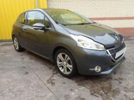2012 PEUGEOT 208 ACTIVE 1.2 PETROL 5 SPEED