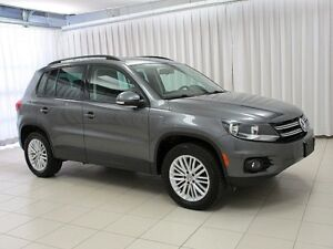 2016 Volkswagen Tiguan WHAT A GREAT DEAL!! 2.0 L TSI 4MOTION AWD