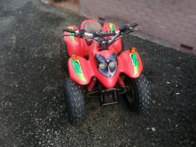 Unilli 100cc quad