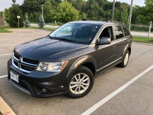 Dodge Journey 2016 SXT low KM ,, Great price