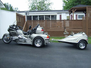 Moto Trike Goldwing - Excellentes conditions