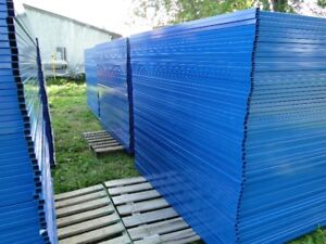 Temporary Metal Fence Panels in Stock