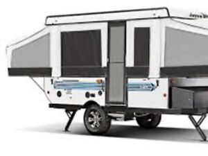 2018 Jayco JAY SERIES SPORT  12UD Tent Trailer