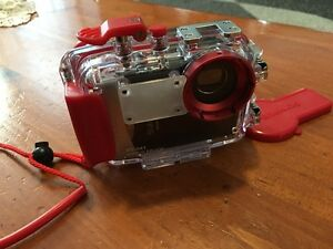 Camera with Waterproof case Kitchener / Waterloo Kitchener Area image 4