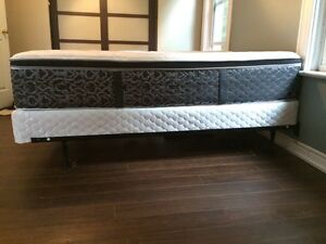 New Quality Mattress, Box Spring and Frame -$750obo London Ontario image 3