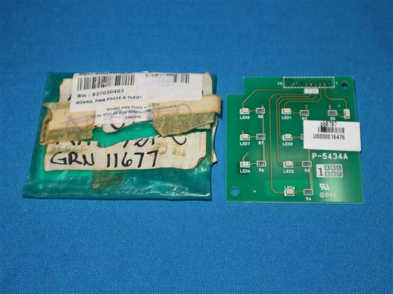 Ishida P-5434A P5434A PCB Circuit Board