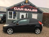 FORD FIESTA 1.6 TDCI SPORT VAN 0 OWNERS ULL SERV HISTORY FINANCE PX WELCOME